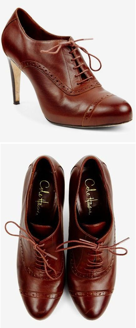 Cole Haan Oxfords ♥