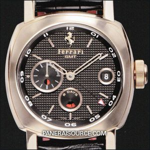 FER 00007 Panerai 8 Days GMT - Ferrari FER00007