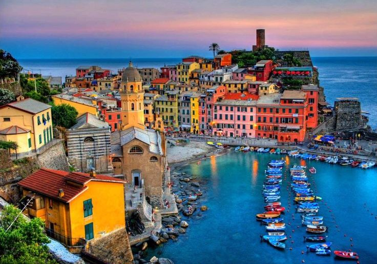 Architecture & Design Vernazza, Liguria (Italy) ᴷᴬ