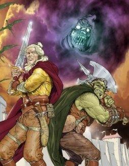 """La miniserie fantasy """"Dragonero"""" sarà presentata in anteprima a Etna Comics 2013 - LoSpazioBianco, nel cuore del fumetto"""