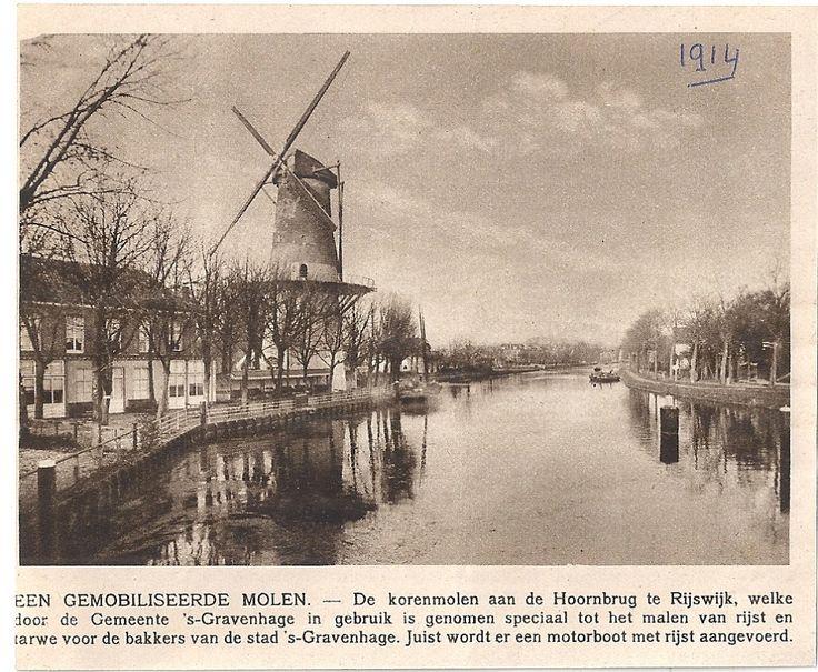 Hoornbrug molen