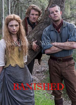 Banished. Russell Tovey is brilliant as always.