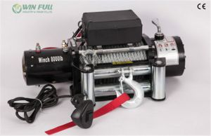 Ningbo Win Full Industry & Trade Co.,ltd is a professional manufacturer and exporter that is concerned with the design,development and production of Jeep winch, 4WD winch,ATV winch,hand winch,hand puller,boat trail winch We are located in Yinzhou, Ningbo, with convenient transportation access. All of our products comply with international quality standards and are greatly appreciated in a variety of different markets throughout the world. We have over 80 employees, an annual sales figure…
