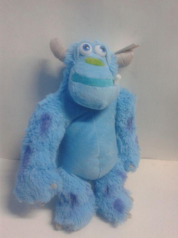 ¿Quieres a Sullivan como tu amigo?. Que tal un peluche de tu personajes favorito de Monsters inc. #Peluches