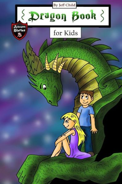 Dragon Book for Kids: Diary of a Friendly Dragon (Adventure Stories for Kids)