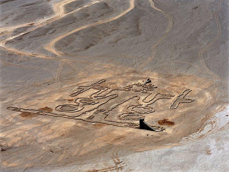 The Ancients, Atacama Desert, Chile, 2004