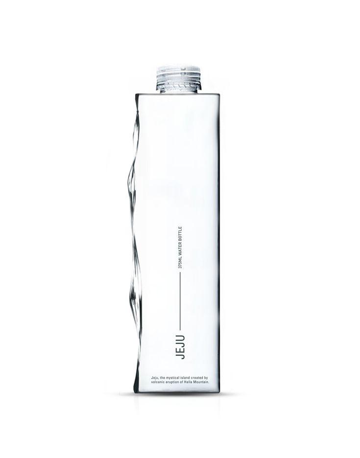 jeju water bottle -- 2012