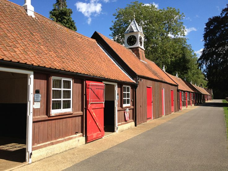 Renovation of these traditional stables starts on site this week