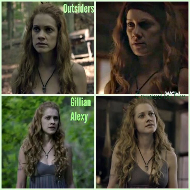 Outsiders - Gillian Alexy
