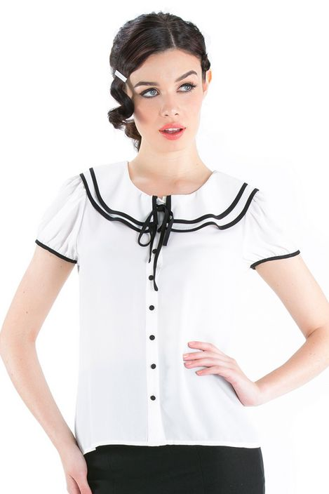 Get the Sailor look..