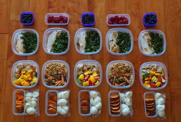 Meal Prep Mondays make the rest of the week easier. Every week, we'll showcase the delicious ones that our Social Media Specialist makes to inspire you!