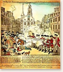 The Boston Massacre - A Behind-the-Scenes Look At Paul Reveres Most Famous Engraving