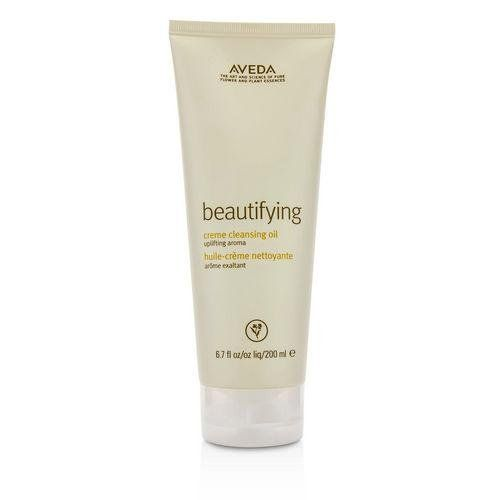 Aveda Beautifying Cream Cleansing Oil, 6.8 Ounce * Continue to the product at the image link. (This is an Amazon Affiliate link and I receive a commission for the sales)