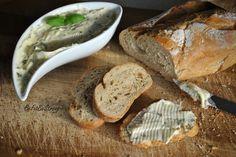 Just Be Fit Be Strong!: Domowe masło czosnkowe z ziołami