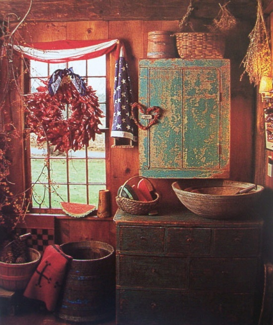 Beautiful...I remember this photo from an old decorating book.