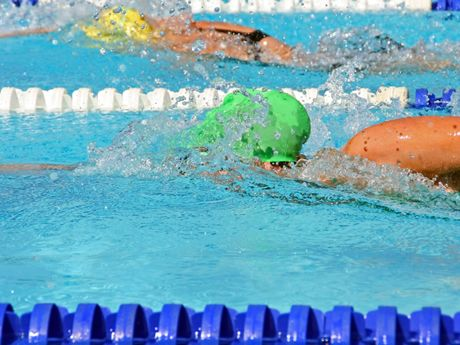 Four Focused Swim Workouts--I've got a long way to go before I can even do one of these...