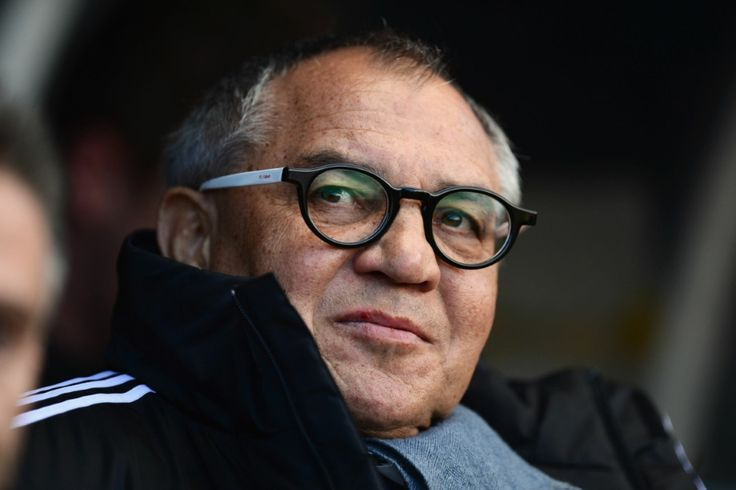 5.6.14. Southampton target Felix Magath as manager but Fulham block their request for talks