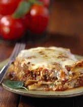 Crockpot Lasagna - made it last night - wonderful - pay attention to the reduced cooking time for newer crockpots - was ready in about 3.5 hours on low.