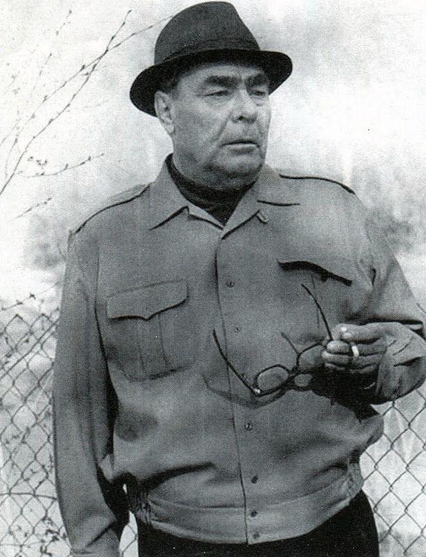 Наш дорогой Леонид Ильич