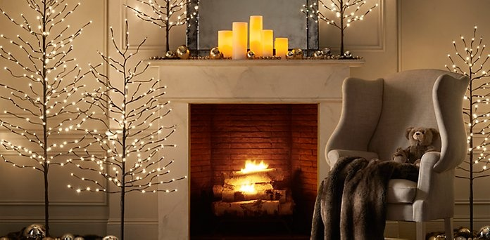 17 Best Images About Mantel Decorating On Pinterest Christmas Mantles Fireplaces And Pomegranates