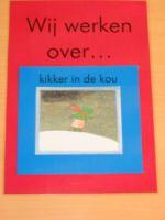 Kikkerthema uitgewerkt op kleutergroep inclusief woordkaarten