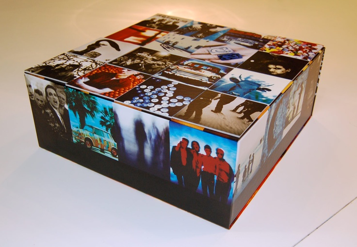 U2 / Achtung Baby / UBER Deluxe Edition photo gallery
