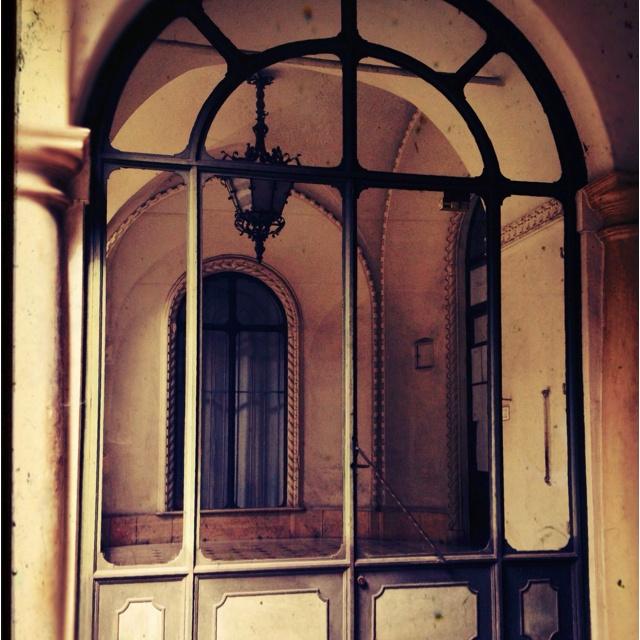 Entrance hall, Palace Scaglia di Verrua, Torino