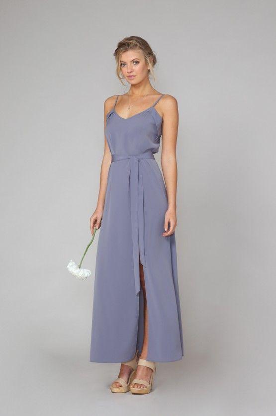 iris dress // moochi bridesmaid