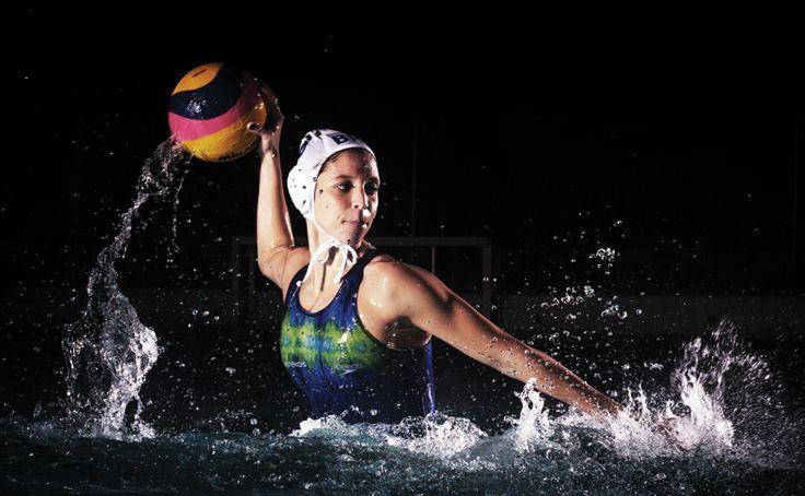 Izabella Maizza Chiappini Talento emergente do Polo Aquático Feminino