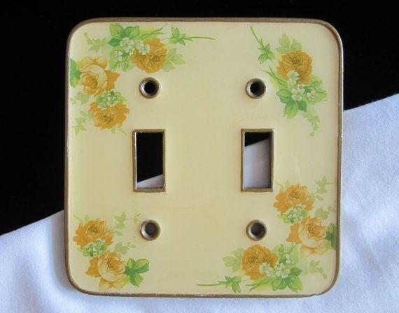 144 best Very VTG Kitchen Switch Plates images on Pinterest | Light ...