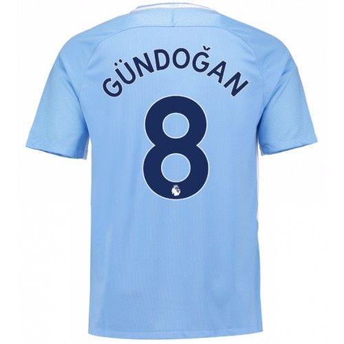 Maillot Extérieur Manchester City Ilkay Gündogan