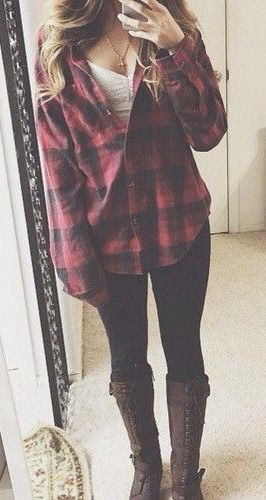I dress like this so much with my boots man. YAAASS