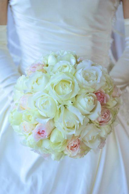 新郎新婦様からのメール コスモス ペニンシュラ東京さまへ : 一会 ウエディングの花