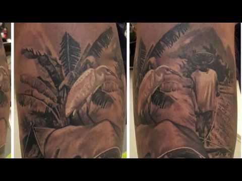 JP Wikman Tattoo video gallery #jpwikman #jpwikmantattoo