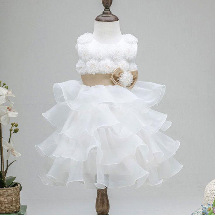 Дети свадебные платья девочка одежду детские пачка платья европейские дети одежда без рукавов лето девочка пасха платьекупить в магазине TopTop Co.,Ltd.наAliExpress
