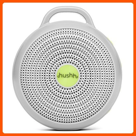 Marpac Hushh For Baby, Portable White Noise Sound Machine, Electronic, Gray - Home smart home (*Amazon Partner-Link)