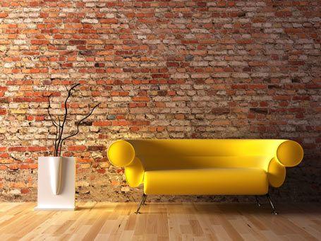 Ajudante da Arte: Como criar um efeito de tijolo nas paredes?