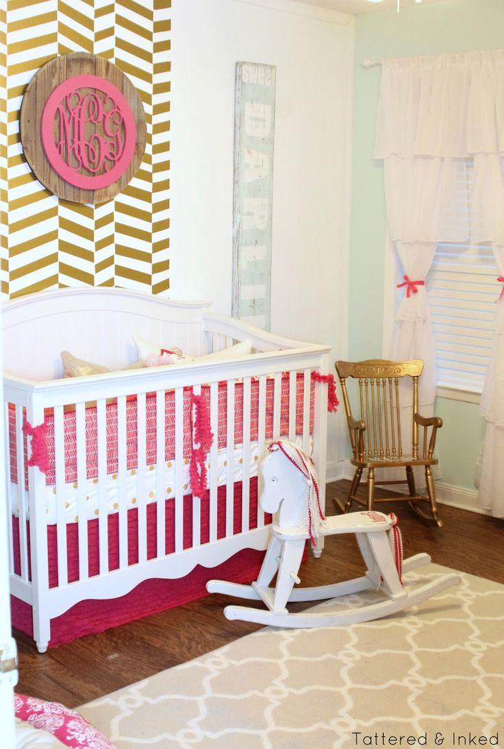 71 best Nurseries images on Pinterest | Baby girl rooms, Nursery ...