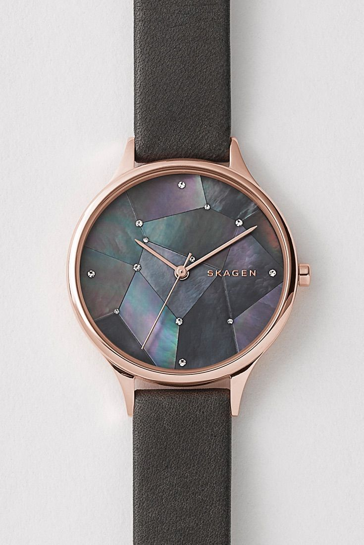 Feb 11, 2020 - Time to check out the latest women's watch from Skagen. In watch styles from mesh metal to leather straps, our signature thin watches are classic timepieces.