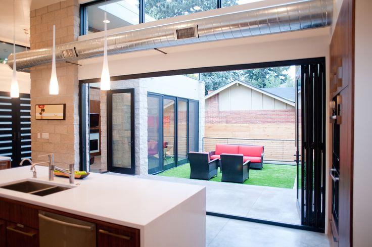 Modern home builder denver