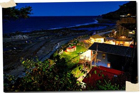 Auberge Festive SEA SHACK - Haute Gaspésie - stop pour dormir a considerer