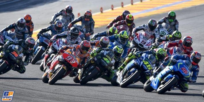 Berita MotoGP: MotoGP Perkenalkan Teknologi Ban Nirkabel