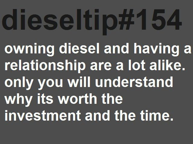 Lol love this! My truck is normally worth the time & investment..not my relationships. Until now of course ;-)