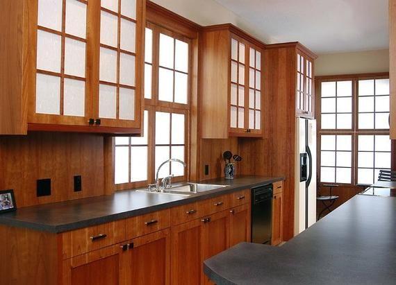 Shoji Kitchen Cabinets And Doors Etsy Kitchen Cabinet Styles Elegant Kitchen Design Kitchen Inspiration Design