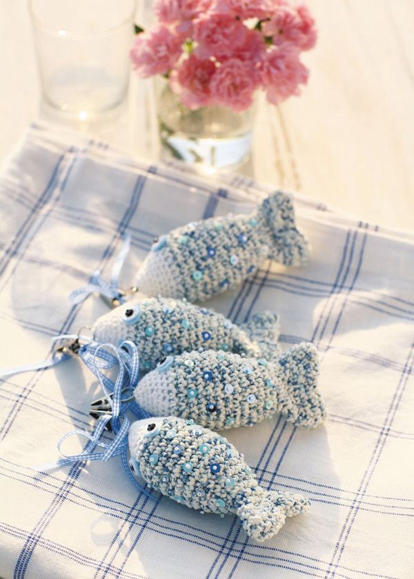 I want to knit these for Izzy!