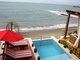 Cozy+waterfront+home,+Punta+Blanca+++Vacation Rental in Ecuador from @homeaway! #vacation #rental #travel #homeaway