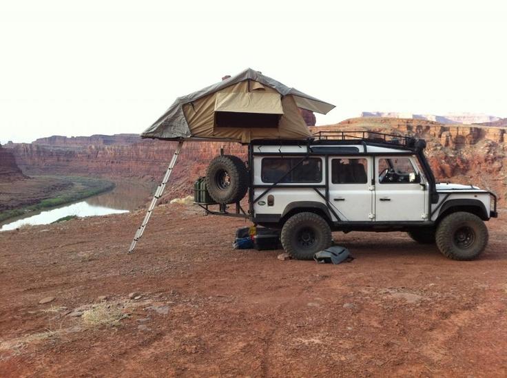 Land Rover D110 300tdi Exterior