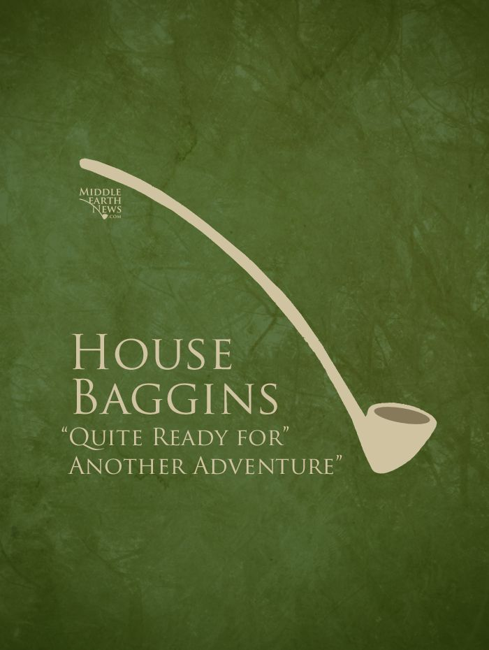 House Baggins (The Lord of the Thrones: Middle-earth Houses in Westeros) (too bad about the extra quotation mark)