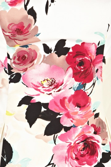 Print Pattern Design Oasis floral
