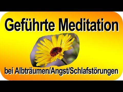 Meditation zum Einschlafen/Tief schlafen/Schlaf-Hypnose bei Schlafproblemen/Schlaflosigkeit/Alptraum - YouTube